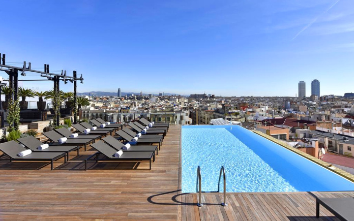 Grand Hotel Central Barcelona bezienswaardigheden