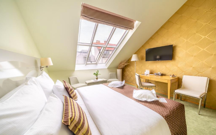 Grandium hotel Praag bezienswaardigheden