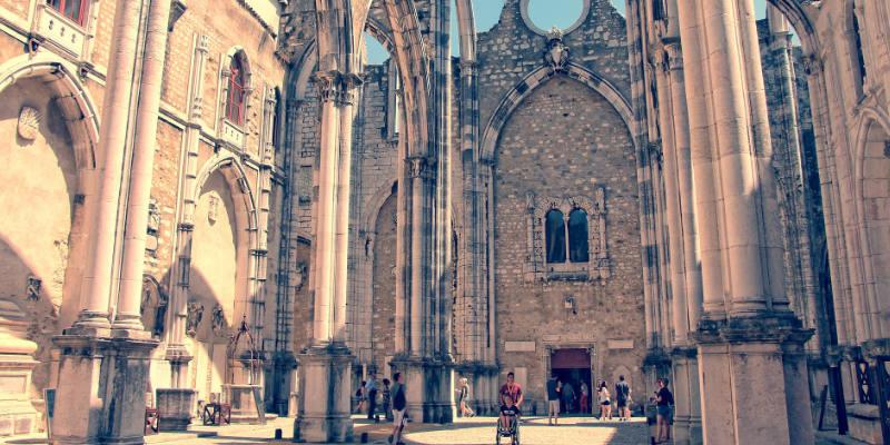 Carmoklooster Lissabon