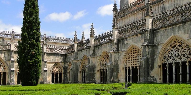 Jeronimos klooster Lissabon