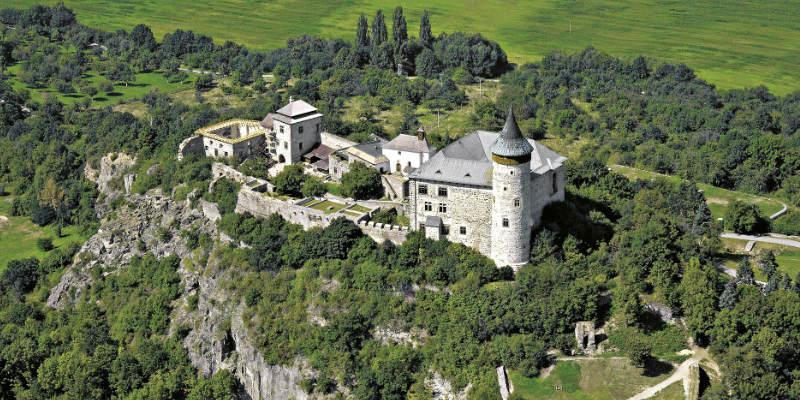 Kunětická hora kasteel