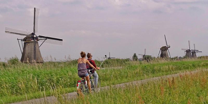 Molens van Kinderdijk Rotterdam