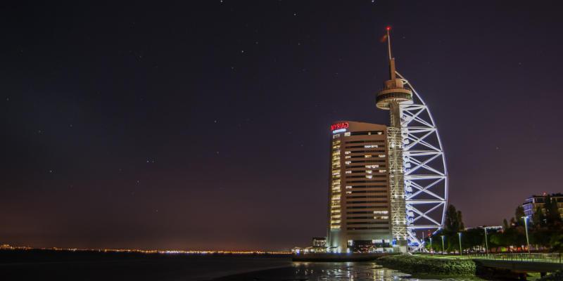 Vasco da Gama toren