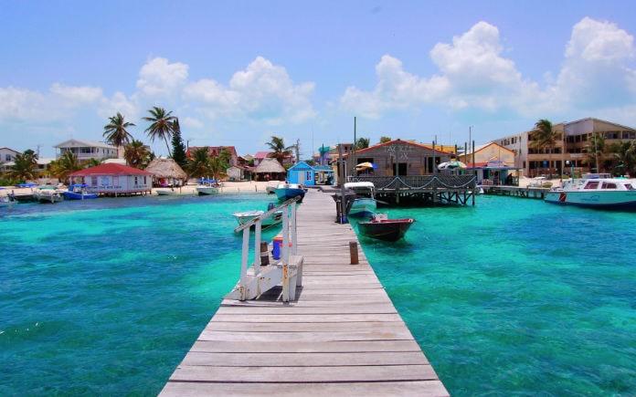 belize tropische goedkope vakantie