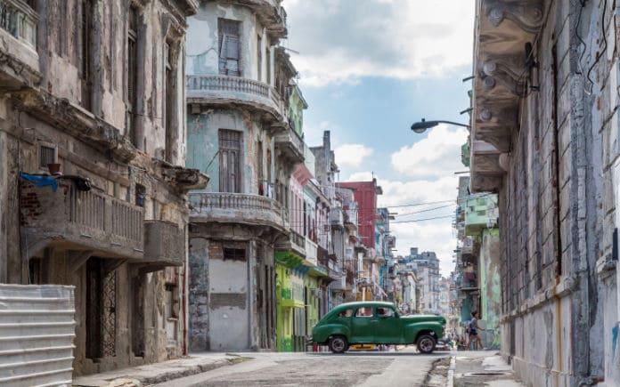 Cuba goedkoop reizen