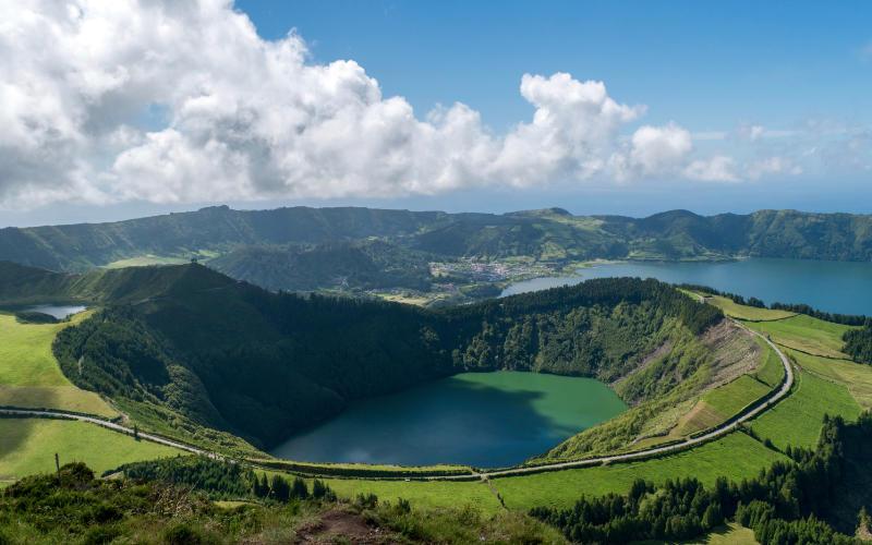 Azoren Portugal, mooie europese eilanden