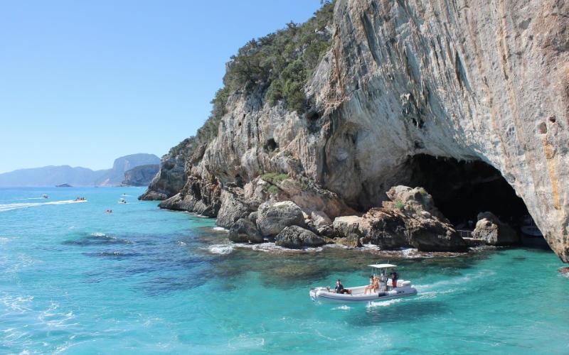 Sardinië, Italië.