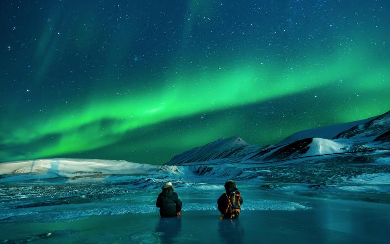 Svalbard of Spitsbergen