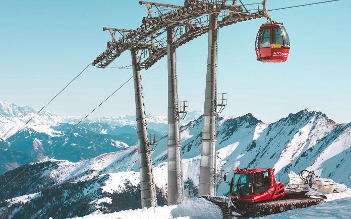 goedkope skivakantie in Europa