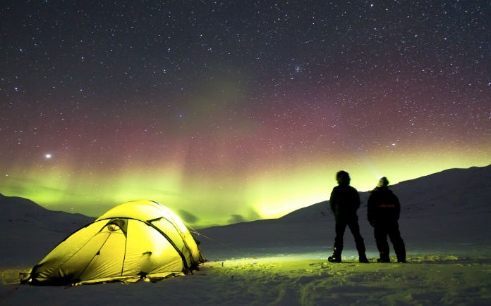 huwelijksreis Lapland