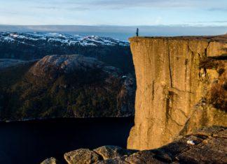 Preekstoel Noorwegen
