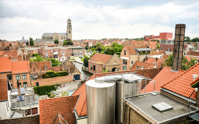 Brugge, Halve Maan Brouwerij bezoeken