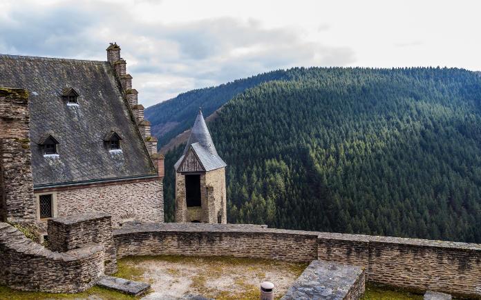 Bezienswaardigheden Luxemburg Ardennen