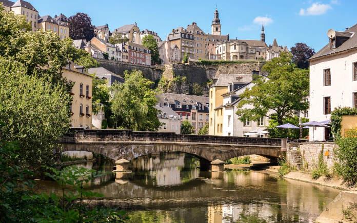 Oude stad Luxemburg