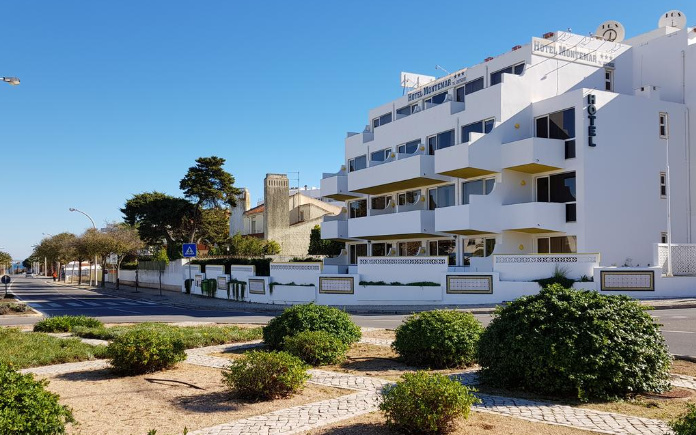 Algarve hotel Montemar