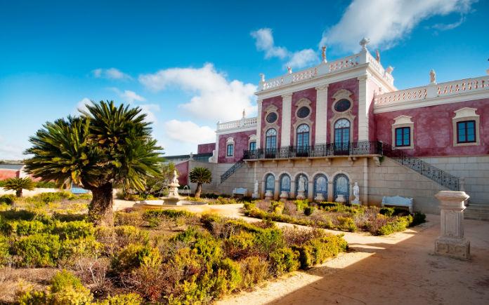 Estoi Paleis Portugal Algarve