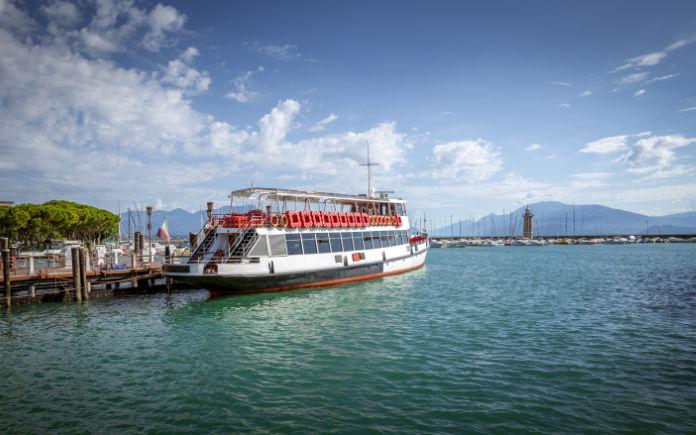 Gardameer ferry dingen om te doen