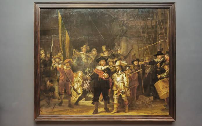Nachtwacht Rembrandt Rijksmuseum Amsterdam