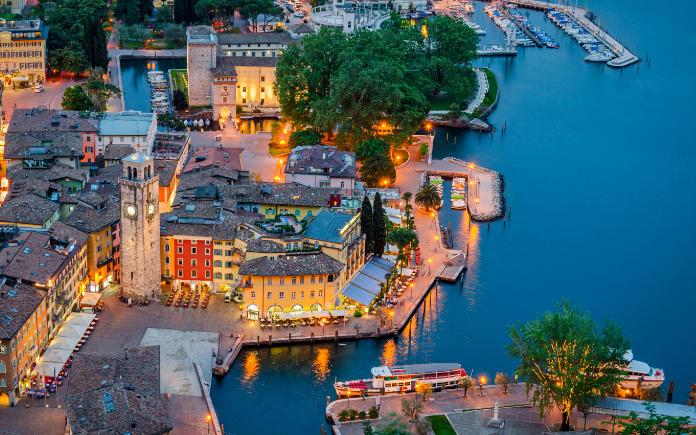 Riva Del Garda - bezienswaardigheden Gardameer