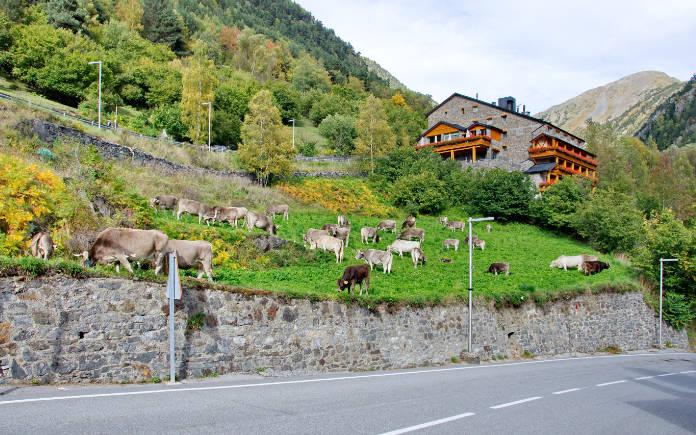 El Serrat bezienswaardigheden omgeving Andorra
