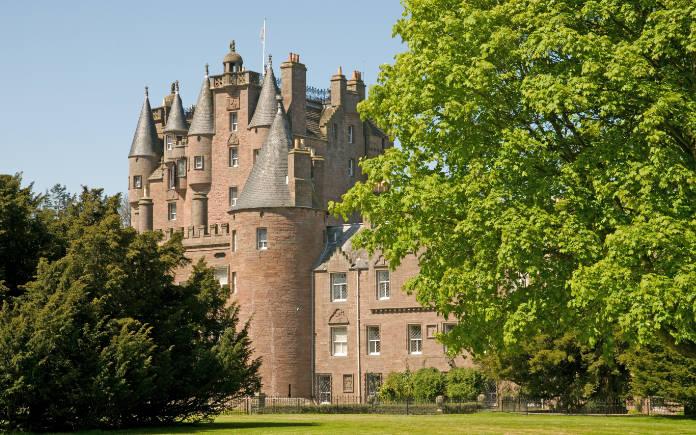 glamis castle schotland kastelen