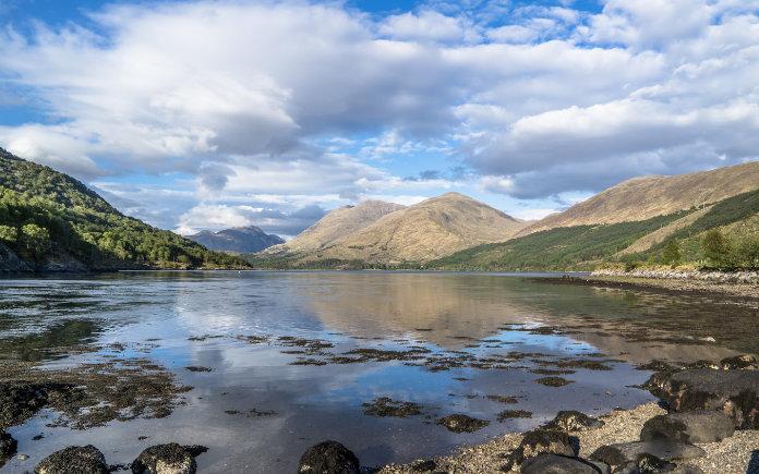 Kasteelovernachting Schotland Barcaldine