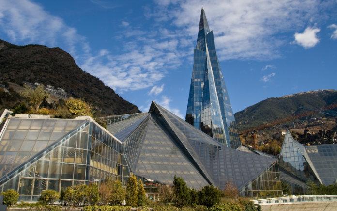 dingen om te doen in Andorra - Les Escaldes