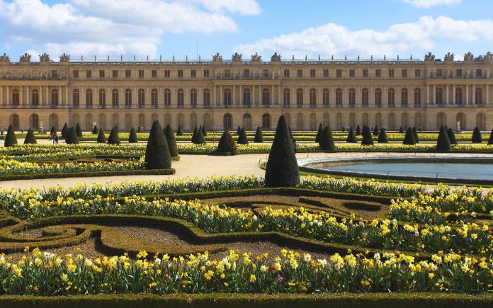 Overnachten in Versailles