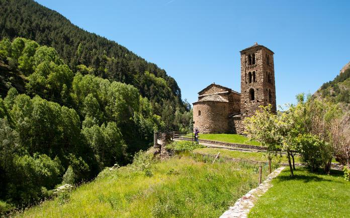 Sant Joan de Caselles kerk - Andorra bezienswaardigheden