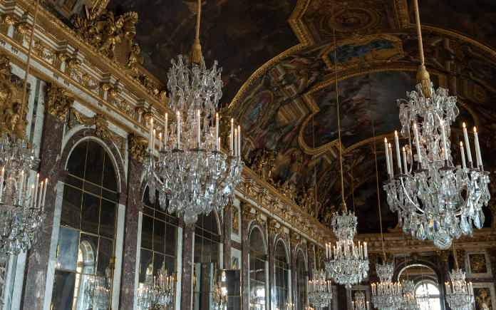 Spiegelzaal Versailles