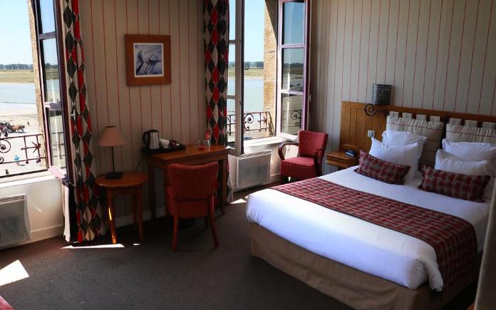 Hotel la Mère Poulard