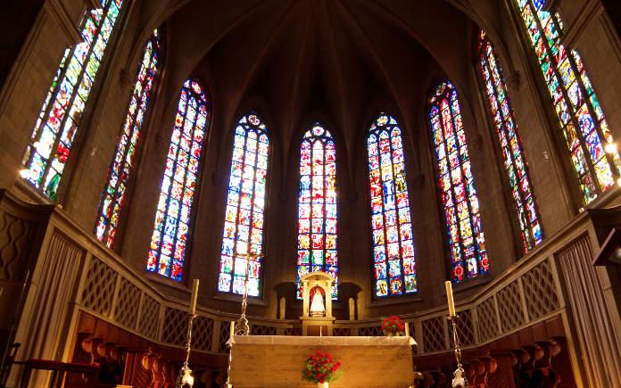 Kathedraal Notre Dame dingen om te doen in Luxemburg