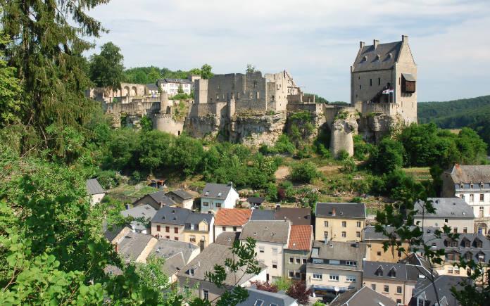 Larochette luxemburg bezienswaardigheden