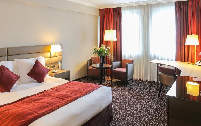 Luxemburg hotel le royal