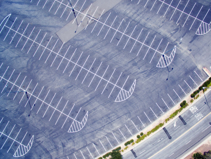 parkeren malaga