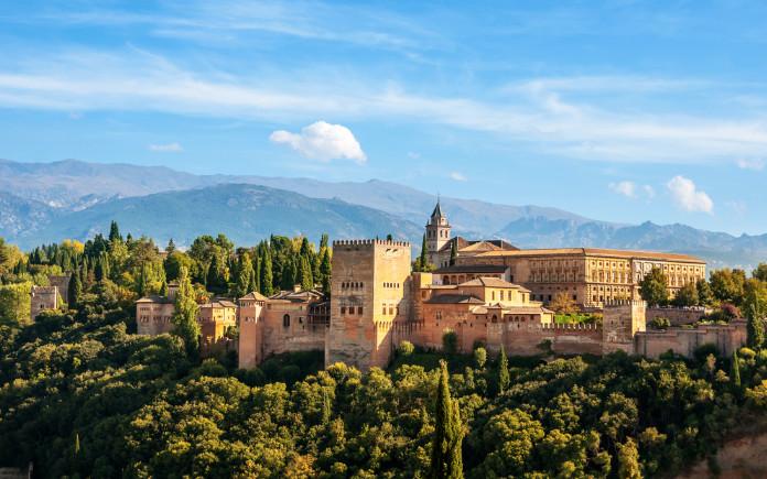 Alhambra bezoeken