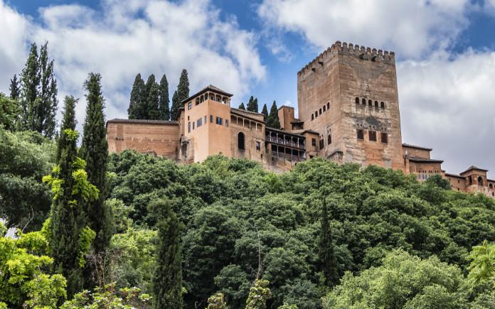alhambra torens tickets bestellen