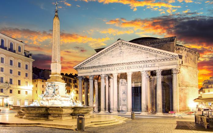 bezienswaardigheden rome pantheon