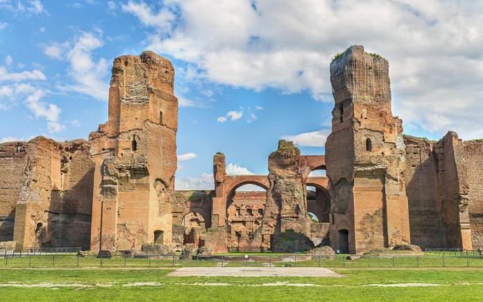 thermen van Caracalla dingen om te doen in rome