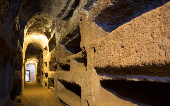 catacomben rome bezienswaardigheden