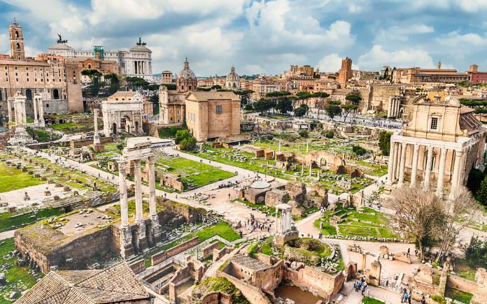 forum romanum tickets palatijn