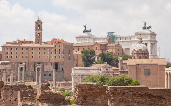 rome bezienswaardigheden tips zeven heuvels