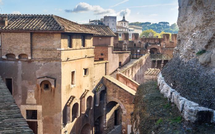 rome castel sant angelo highlights