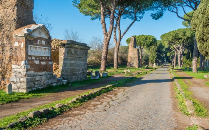 Via Appia highlights Rome