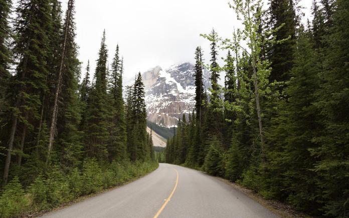 auto huren Canada road trip