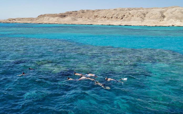 bezienswaardigheden Hurghada Giftun Islands