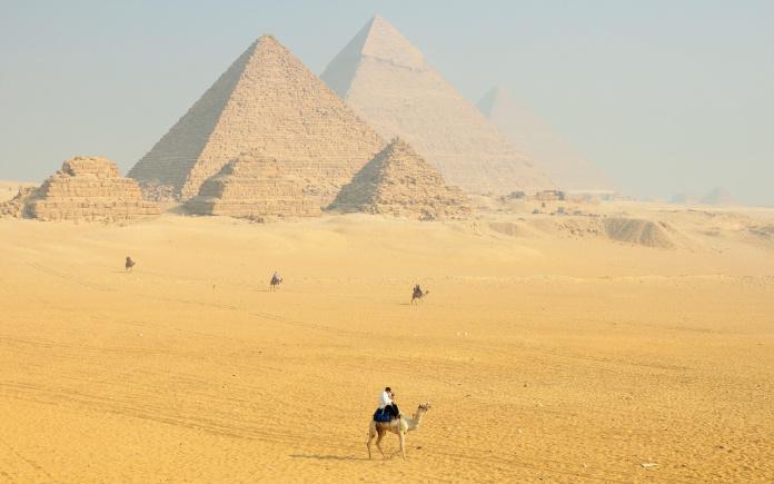 excursies Hurghada naar Caïro