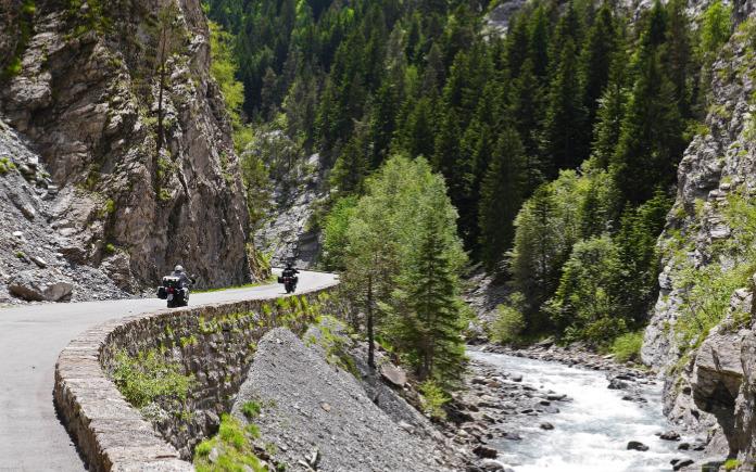 Gorges des Alpes Maritimes huurauto Nice