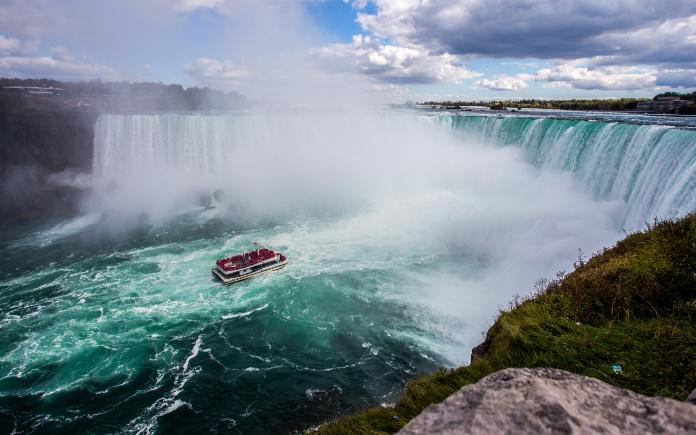 niagara watervallen canada auto huren