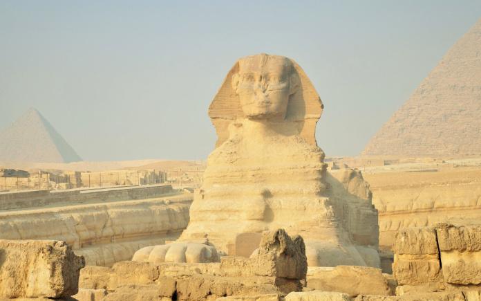 Sfinx excursies in Hurghada